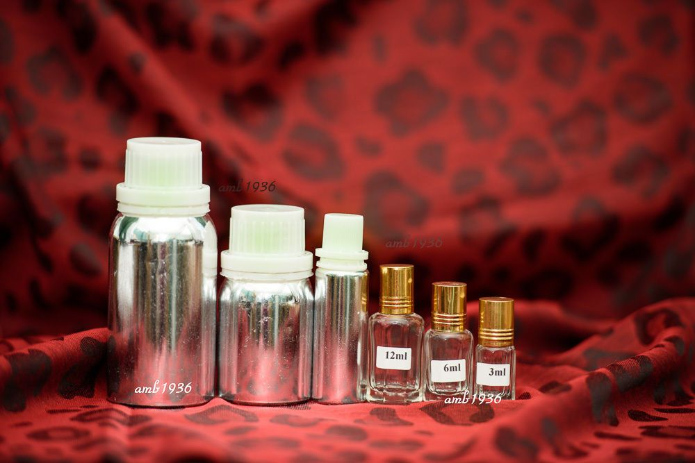 perfume oils collection